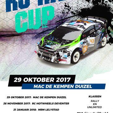 Rallycup 2017/2018
