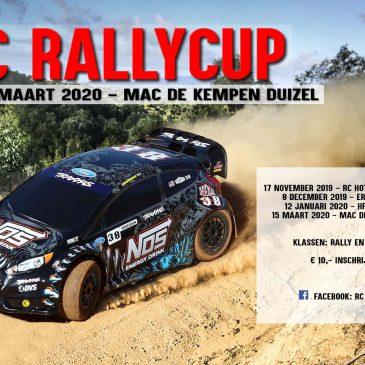 15 Maart 2020: RC Rallycup in Duizel